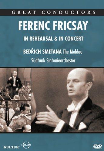 Ferenc Fricsay In Rehearsal: Stuttgart 1960: The Moldau - Smetana