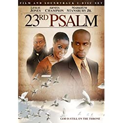 23rd Psalm Film & Soundtrack 2 Disc Set
