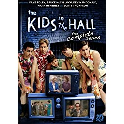 Kids In The Hall, The: Complete Series DVD Megaset