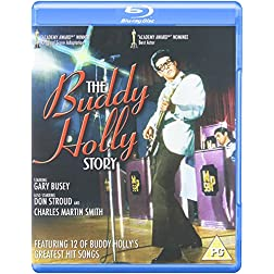 Buddy Holly Story [Blu-ray]