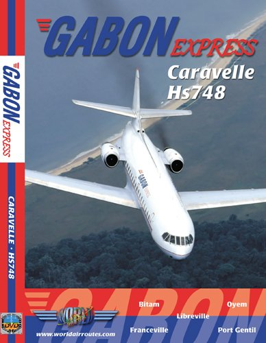 Gabon Express Caravelle & Hs748