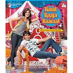 Band Baaja Baraat (2 Disc Set) Bollywood DVD With English Subtitles