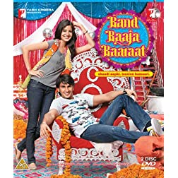 Band Baaja Baraat (2 Disc Set) Bollywood DVD With English Subtitles