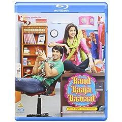 Band Baaja Baraat Bollywood Blu Ray With English Subtitles [Blu-ray]
