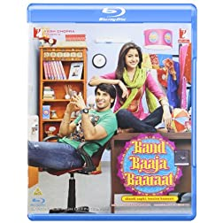 Band Baaja Baraat Bollywood Blu Ray With English Subtitles [Blu-ray]