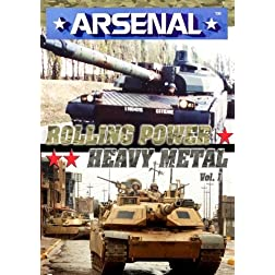 ARSENAL - Volume One (2 Episodes) (Institutions)