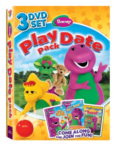 Barney: Play Date Pack