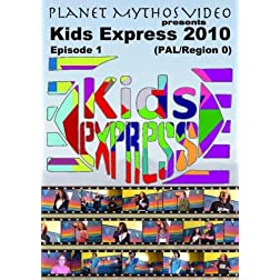 Kids Express 2010 Episode 1 (PAL/Region 0)