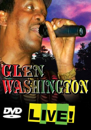 Washington, Glen - Live!