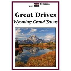 GREAT DRIVES Wyoming: Grand Tetons