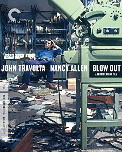 Blow Out: The Criterion Collection [Blu-ray]