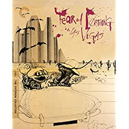 Fear and Loathing in Las Vegas: The Criterion Collection [Blu-ray]