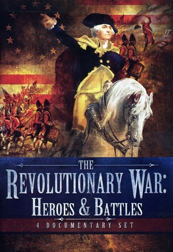 Revolutionary War: Heroes & Battles