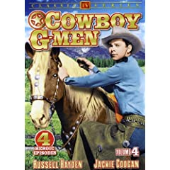 Cowboy G-Men, Volume 4