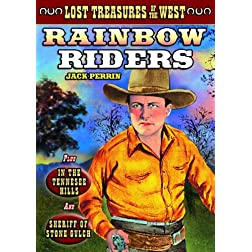 Lost Treasures of the West: Rainbow Riders (1934) / In The Tennesse Hills (1915, Silent) / Sheriff of Stone Gulch (1913, Silent)