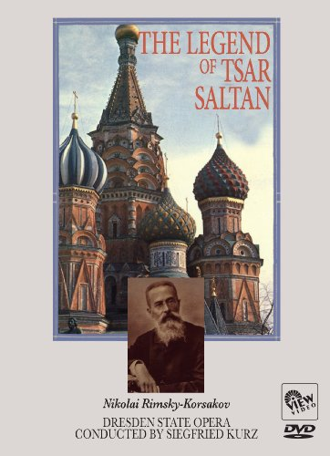 The Legend of Tsar Saltan