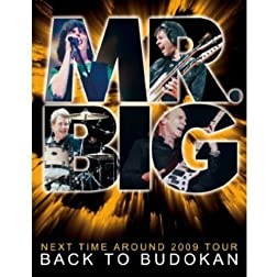 Back to Budokan [Blu-ray]