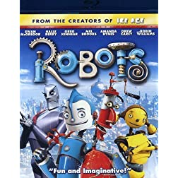 Robots [Blu-ray]