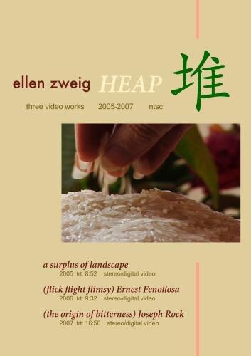 HEAP, 3 videos, 2005-2007