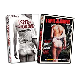 I Spit On Your Grave (2010 & 1978) DVD 2-Pack