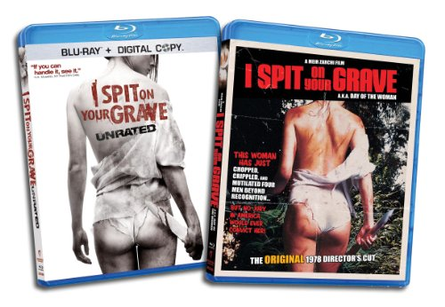 I Spit On Your Grave (2010 & 1978) Blu-ray 2-Pack