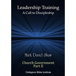 D-14-04 Church Government Part II