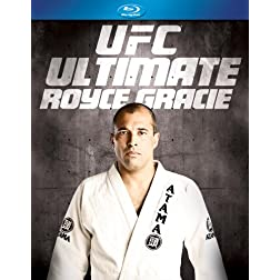 UFC: Ultimate Royce Gracie [Blu-ray]