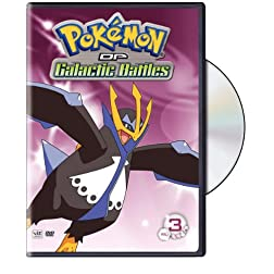 Pokemon Dp Galactic Battles 3
