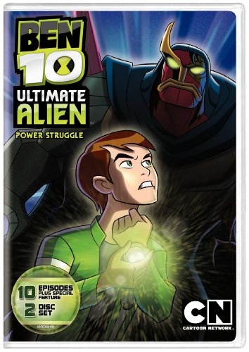 Ben 10 Ultimate Alien: Power Struggle