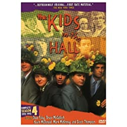 Kids in the Hall: Complete Season 4