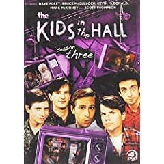 Kids in the Hall: Complete Season 3