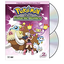 Pokemon: Diamond & Pearl Galactic Battles Gift 2