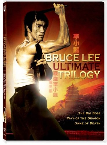 Bruce Lee Ultimate Trilogy