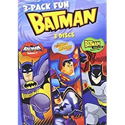 Batman 3-Pack Fun