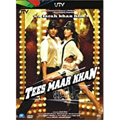 Tees Maar Khan (2 Disc Set) Bollywood DVD With English Subtitles