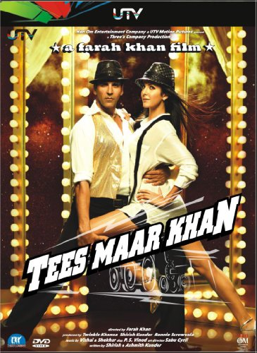 Tees Maar Khan (2 Disc Set) Bollywood DVD With English Subtitles