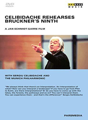 Bruckner: Celibidache Rehearses Bruckner's Ninth
