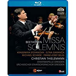 Missa Solemnis [Blu-ray]