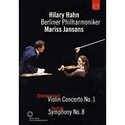 Violin Concerto / Symphony No 8