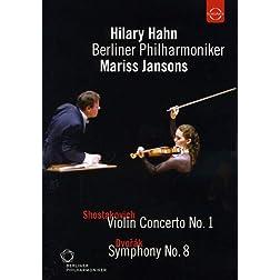Violin Concerto / Symphony No 8