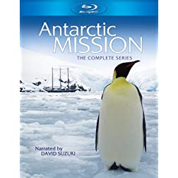 Antarctic Mission [Blu-ray]
