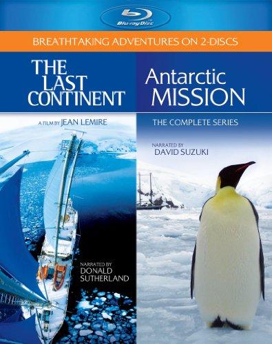 Last Continent/Antarctic Mission [Blu-ray]