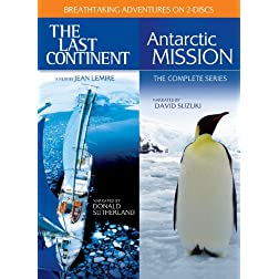 Last Continent / Antarctic Mission