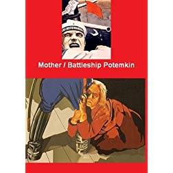 Mother 1905 / Battleship Potemkin -Silent Movie Classics