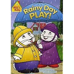 Max & Ruby: Rainy Day Play