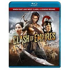 Clash of Empires [Blu-ray]