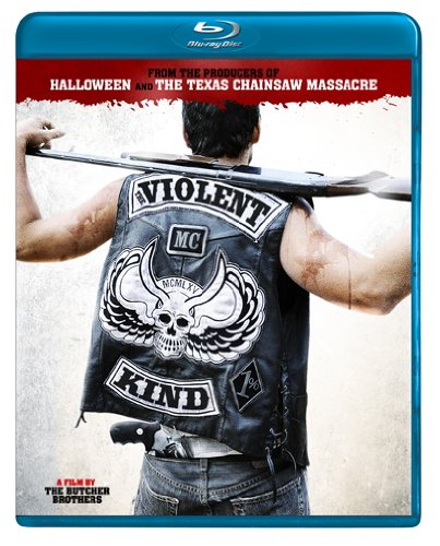 The Violent Kind [Blu-ray]