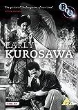 Akira Kurosawa's Sanshiro Sugata DVD cover