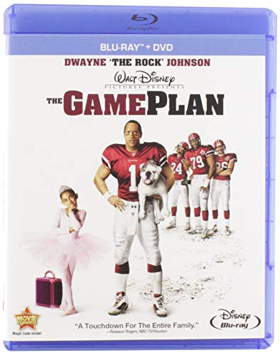 Game Plan [Blu-ray]
