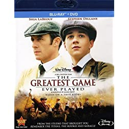 Greatest Game Ever Played [Blu-ray]